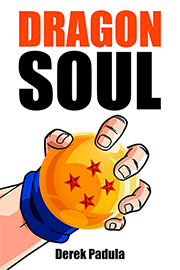 book cover of dragon soul