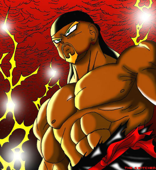 black dbz characters dablackgoku.com