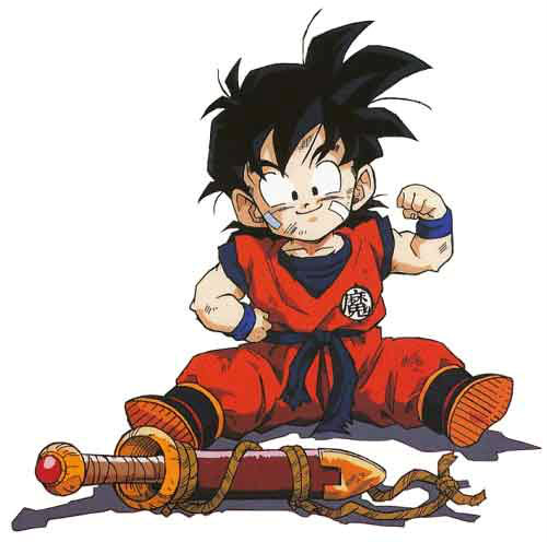 gohan cute dbz