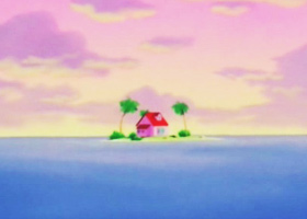 kame house dragon ball