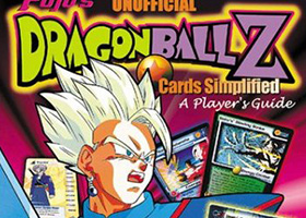 pojo&#039;s unofficial dragon ball z cards simplified