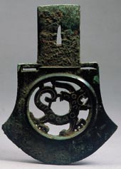 Jade Axe Head from China