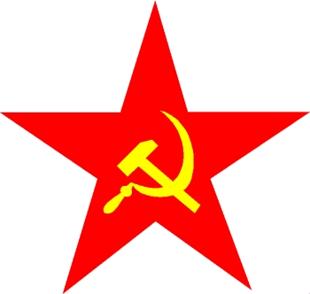 Red Star Hammer and Sickle