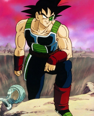 Bardock Father of Goku