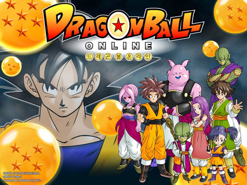 dragon ball online dbz