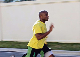 marcus brimage dragon ball training