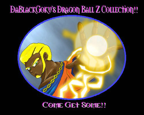 dablackgoku intro screen black goku dbz