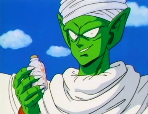 piccolo kami bottle mafuba dragon ball