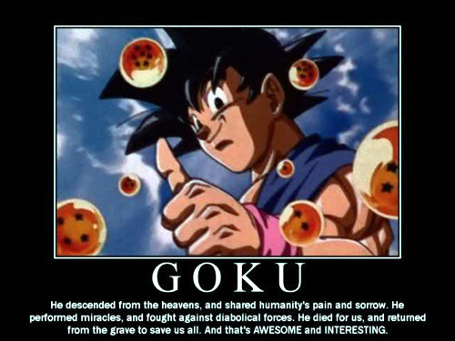 Gokuism The Church Of Goku The Dao Of Dragon Ball