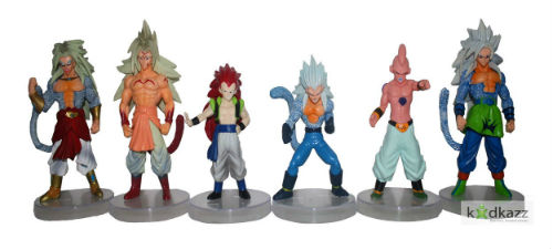 dragon ball af series 8 models