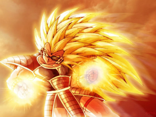 super saiyan raditz dragon ball af