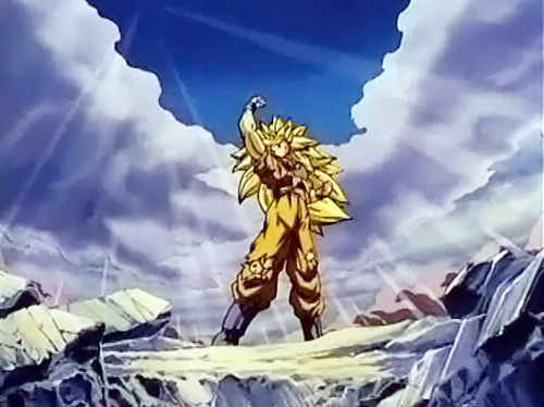 son goku super saiyan 3 dragon ball z