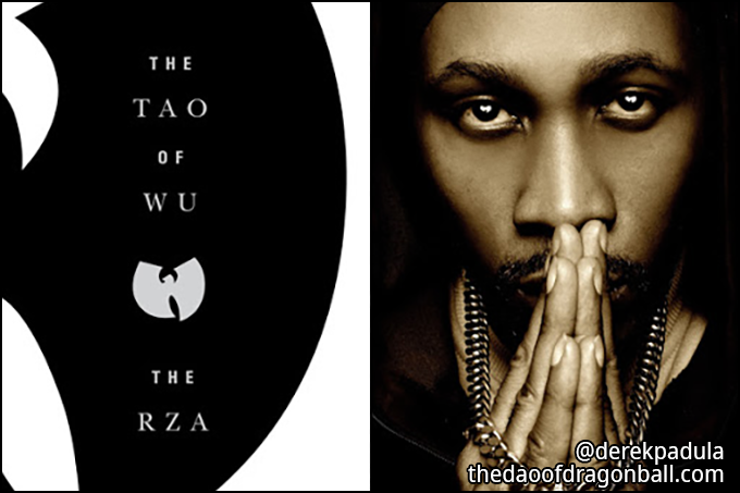 the rza on dbz and the black man in america tao of wu