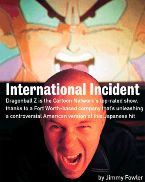 chris sabat dbz dallas observer article