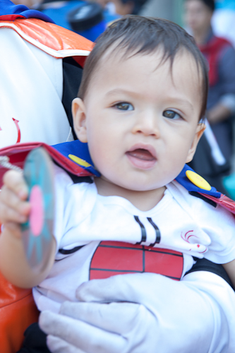 baby vegeta dragon ball z cosplay anime expo