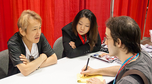 ryo horikawa vegeta voice actor interviewed by derek padula