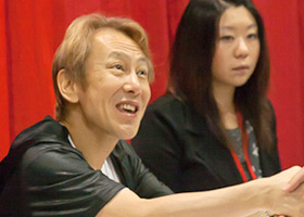 ryo horikawa interview anime expo