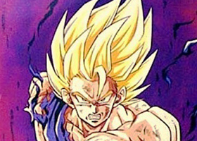 dragon ball z goku endurance