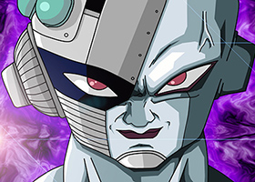 mecha freeza dragon ball science