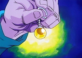 potara earring dragon ball
