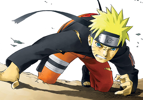 naruto shippuden movie 1 neon alley