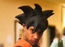 goku cosplay jahlon funimation
