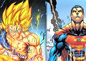 goku vs superman death battle is here
