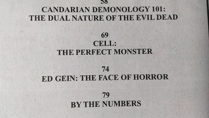 cell the perfect monster in shadowland magazine
