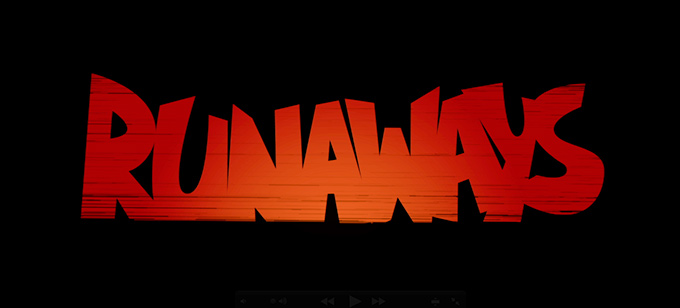 dragon ball runaways film logo