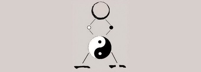 wuji stance contains yin and yang