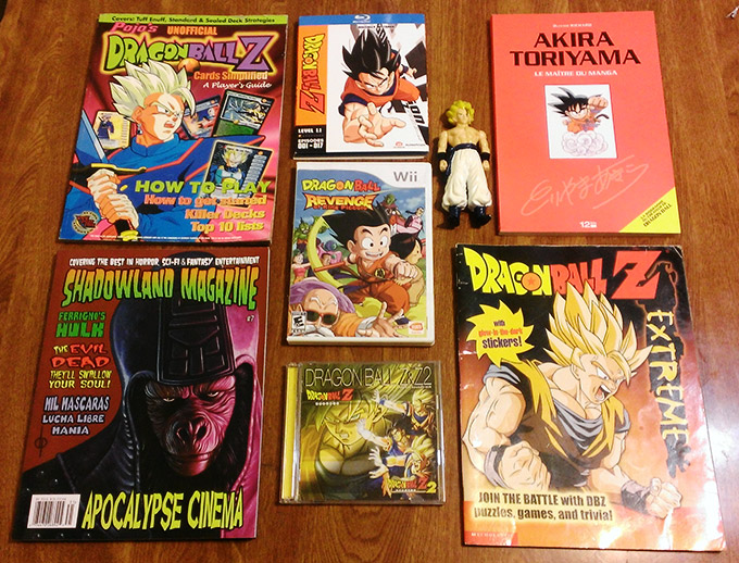 dragon ball giveaway contest