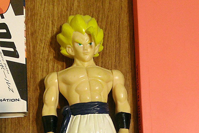 dragon ball z gogeta action figure