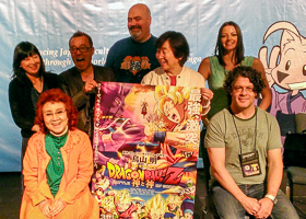 dragon ball z animazement voice actors group