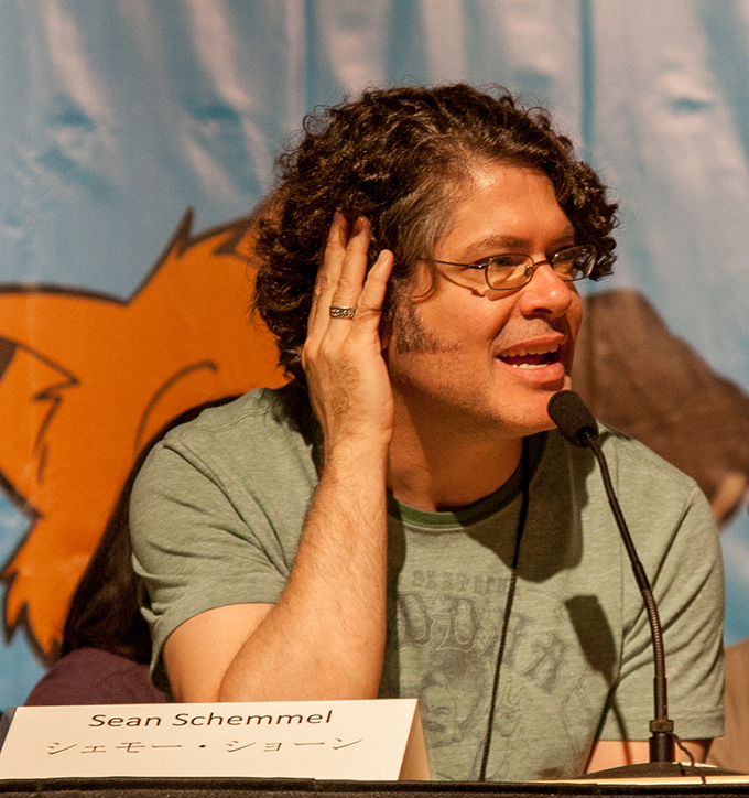 sean schemmel goku dbz animazement