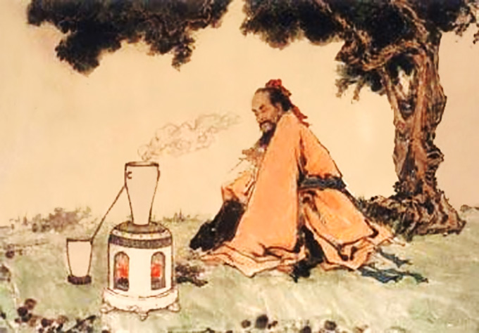 daoist external alchemy crucible fire