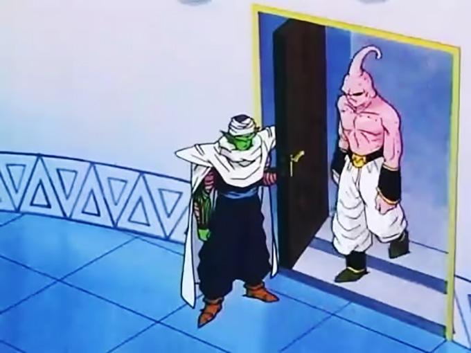 room of spirit and time doorway dbz