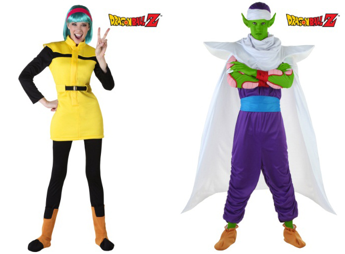 dbz halloween costume contest