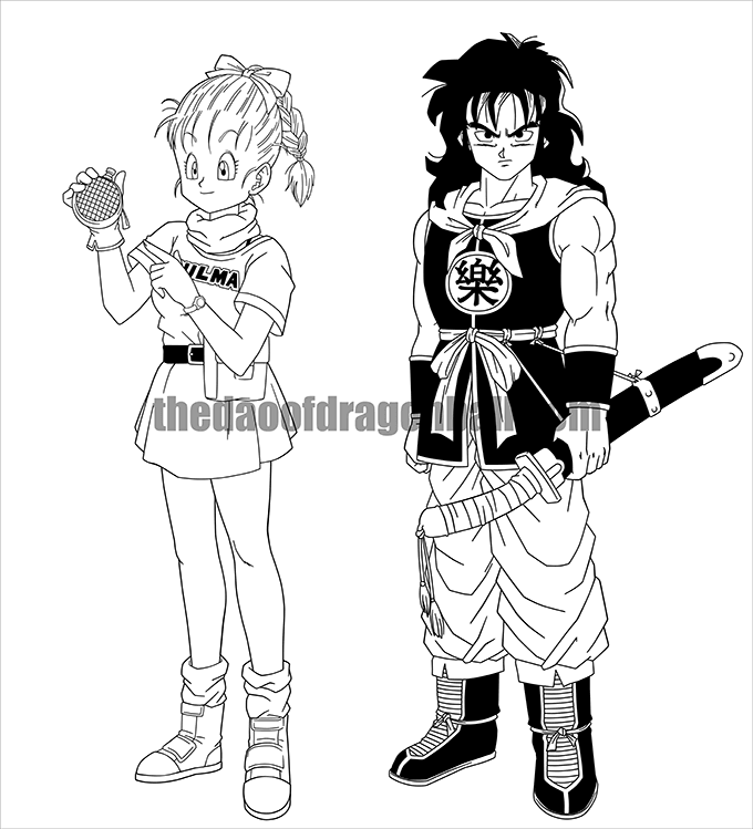 dragon ball culture bulma and yamcha