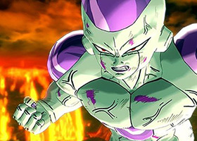 dragon ball xenoverse freeza