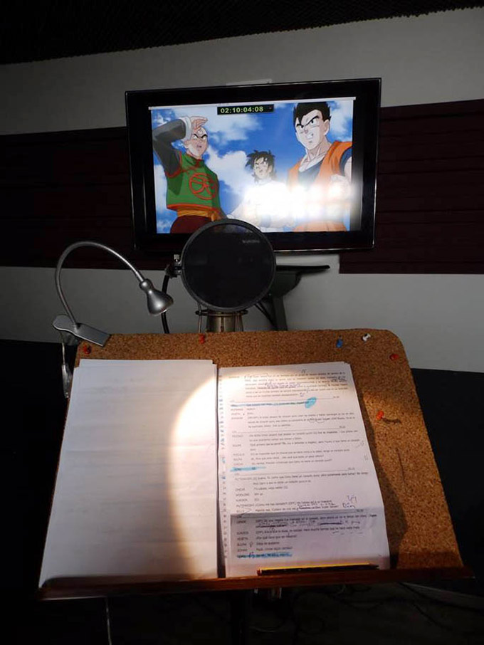 dragon ball z battle of gods voice dubbing