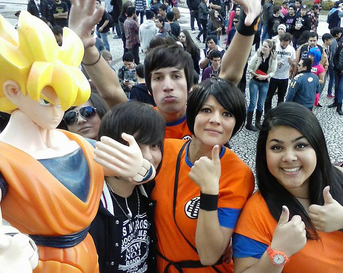 march for goku attendees brazil