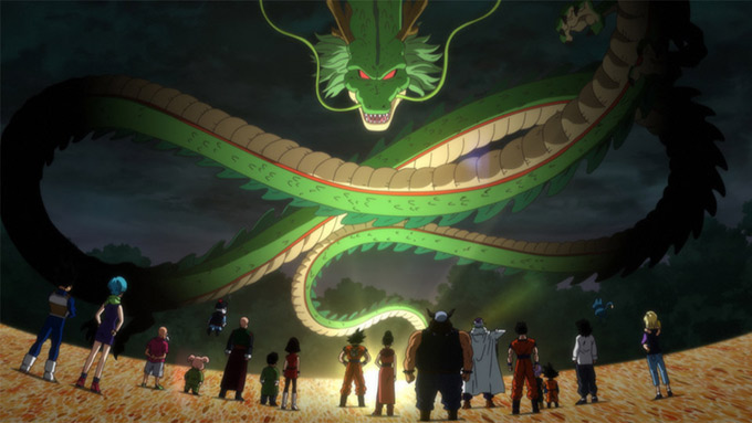 dragon ball z battle of gods shenron