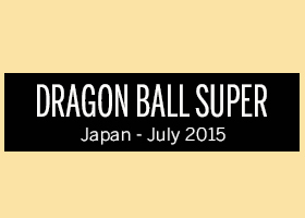 dragon ball super announced