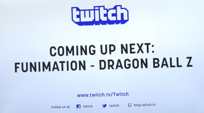 dragon ball z twitch panel funimation sean schemmel chris sabat