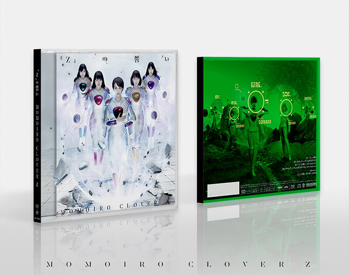 momoiro clover z dragon ball z resurrection of f album