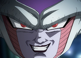 dragon ball z: resurrection f freeza