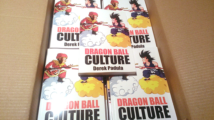 dragon ball culture volume 1 print books