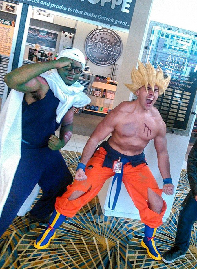 youmacon 2015 dragon ball cosplay