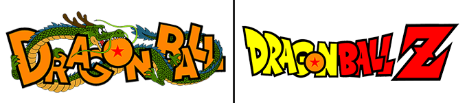 dragon ball dbz logo
