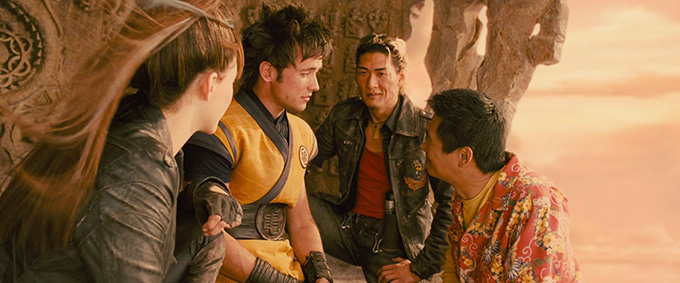 dragonball evolution conclusion